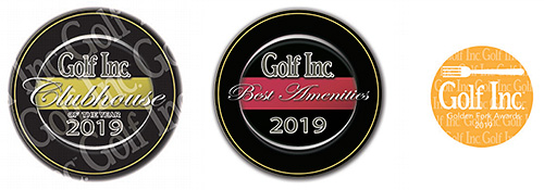 Golf Inc Award 2019