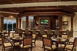 Bay Colony Golf Club, Clubhouse