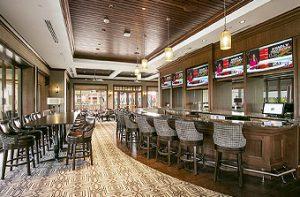 Riviera Country Club, Interior Design