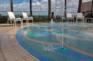 The Beach Club, Clubhouse & Poolside Amenities