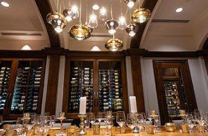 Club Pelican Bay, Wine Room