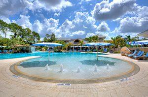 Grey Oaks Country Club, Aquatics Complex
