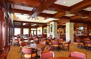 Muirfield Village Golf Club, Clubhouse