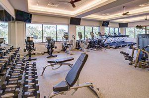 Club Pelican Bay, Fitness Center