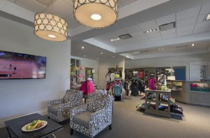 Harbour Ridge Yacht & Country Club, Lifestyle Center