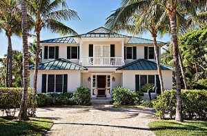 Jupiter Island, Residence