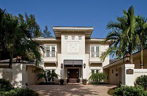 North Palm Beach, Residence