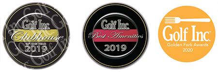 Golf Inc Logos